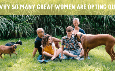 Women who are opting out